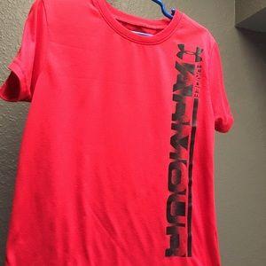 Under Armour boys t-shirt